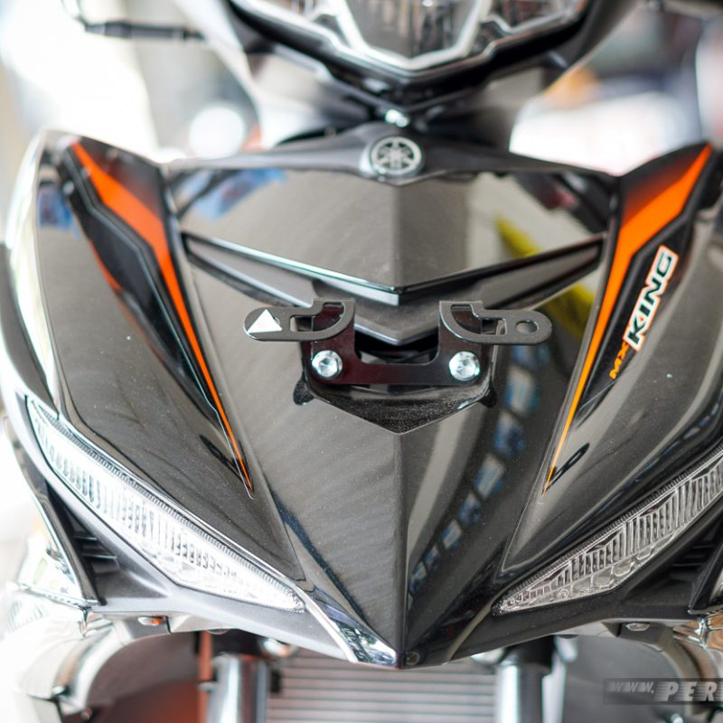 Lampu Dada DRL off Yamaha MX KING