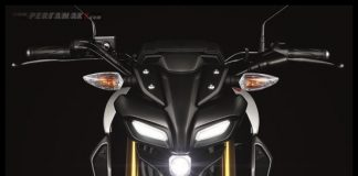 Led Headlight Yamaha MT15