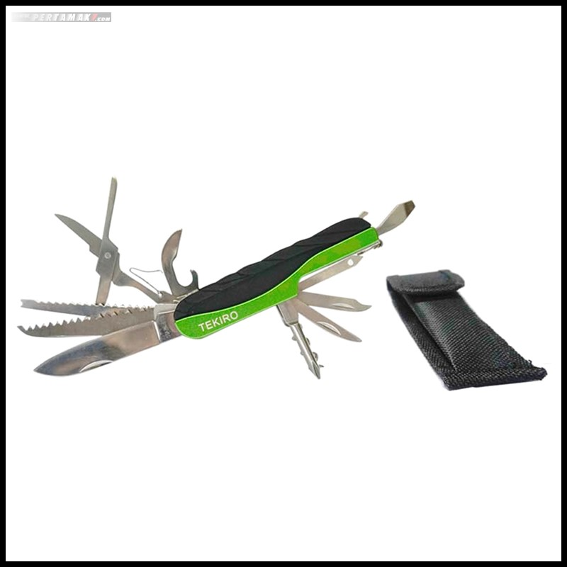 MULTIFUNCTION KNIFE 15 IN 1 T Tekiro