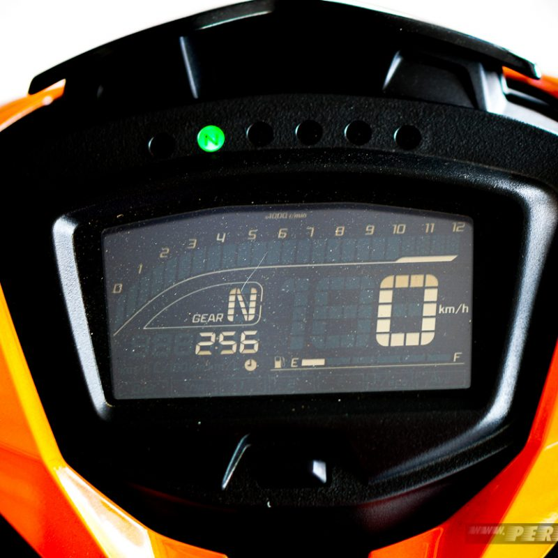 Spedometer On Yamaha MX KING