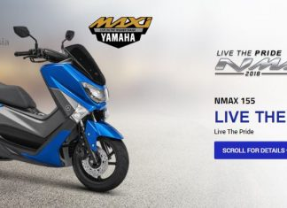 Yamaha All New NMAX Hadir Januari 2019