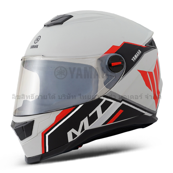 Acc helmet Yamaha MT15 Thai Grey Orange