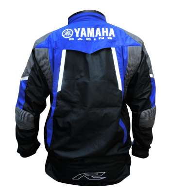 Apparel Jaket Rconcept Blue Yamaha New R25