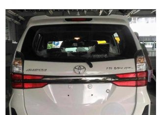 Belakang Toyota All New Avanza Veloz 2019