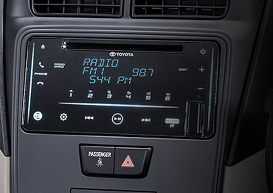 Head Unit Toyota New Avanza E 2019