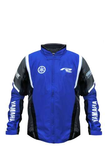 Jaket Rconcept Blue Yamaha New R25 Apparel