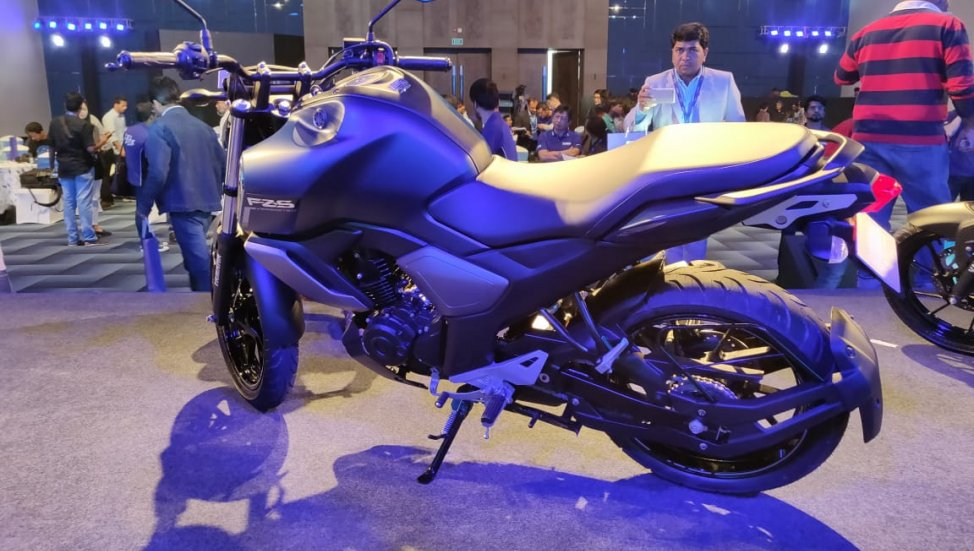 Kiri Yamaha FZ-S Version 3.0