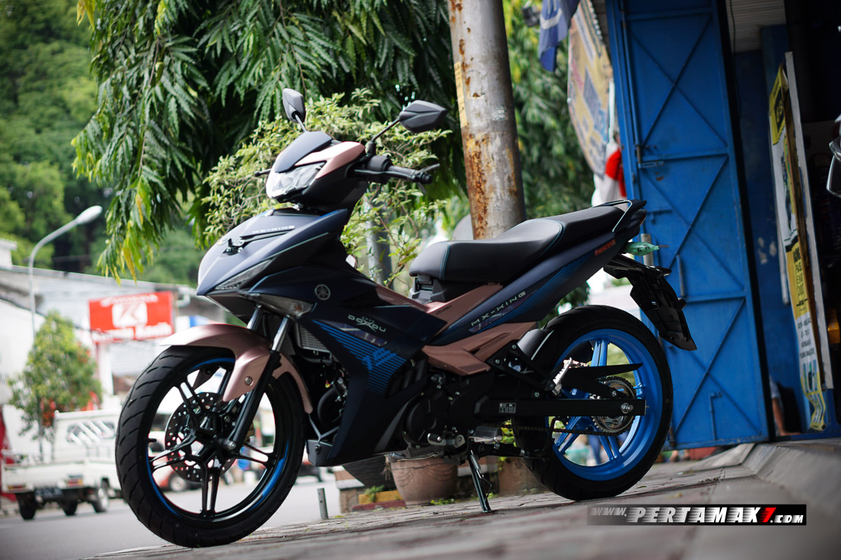 Kiri Yamaha MX KING Doxou