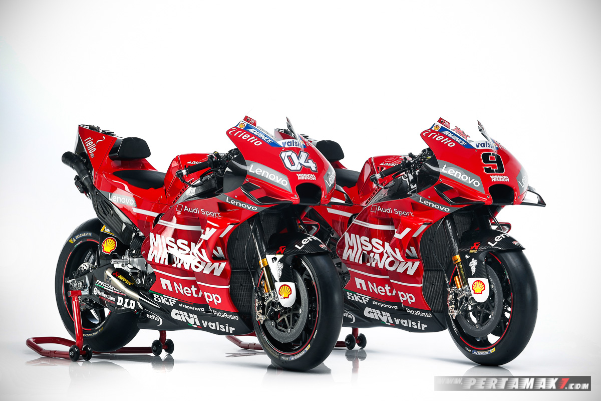 Mission Winnow Ducati MotoGP 2019 P7