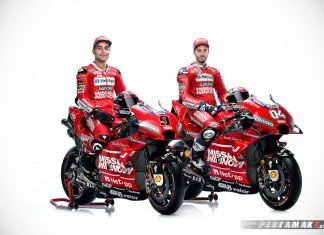 Mission Winnow Ducati MotoGP Team 2019 01 P7