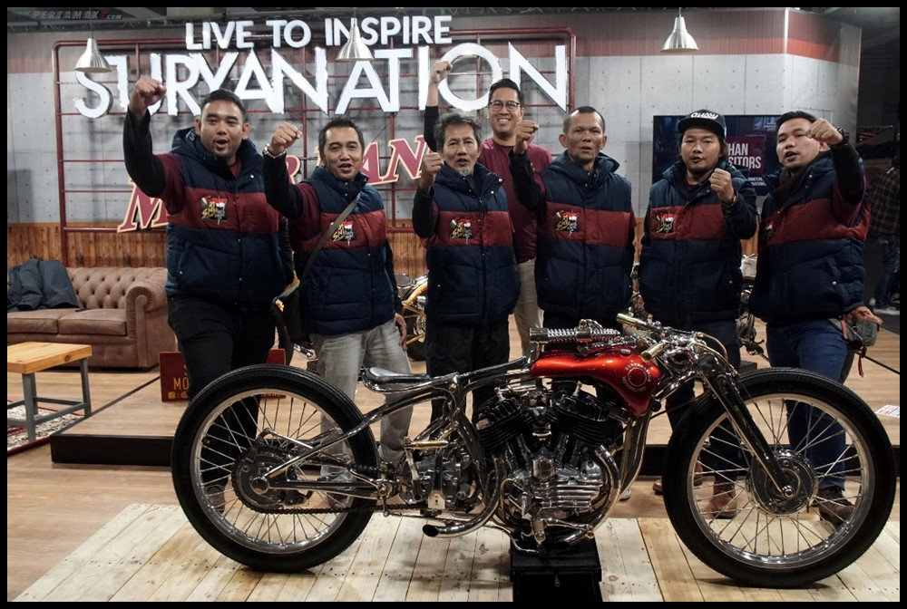 Motor Custom Indonesia Motor Bike Expo 10 P7