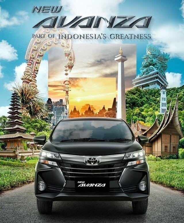 Slogan Toyota New Avanza Facelift 2019