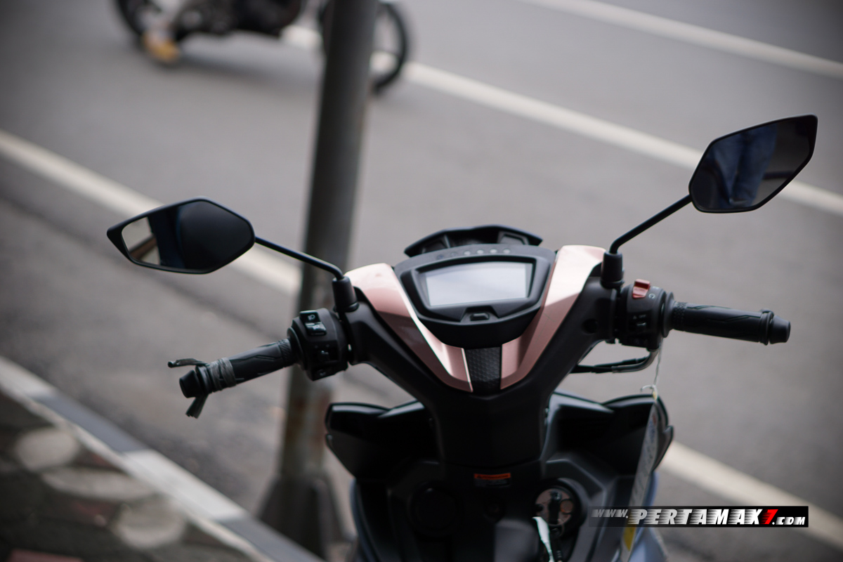 Spion Yamaha MX KING Doxou