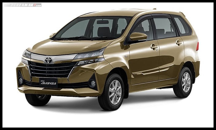Toyota New Avanza 2019 Warna Bronze