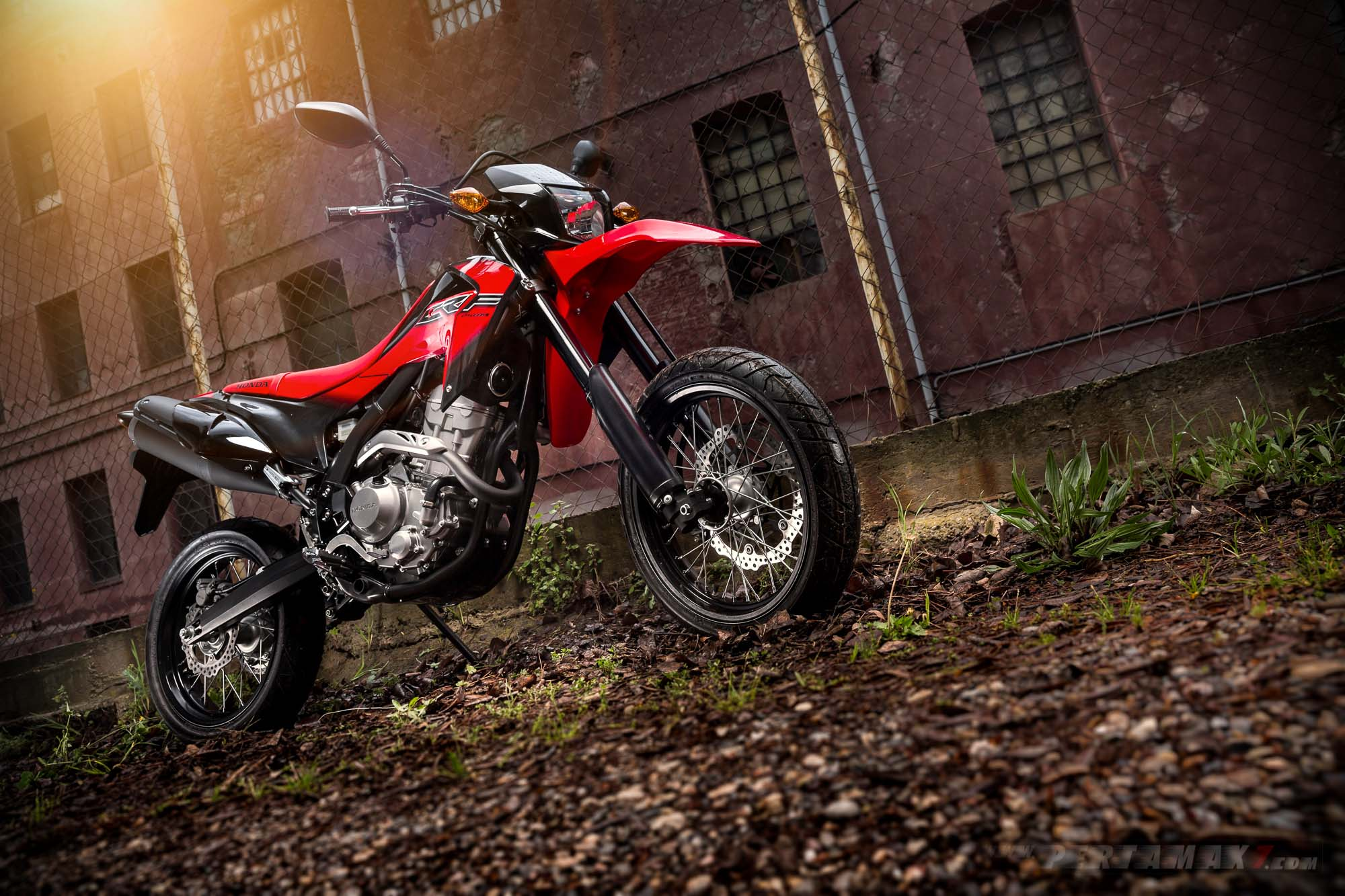 Wallpaper Honda CRF250M