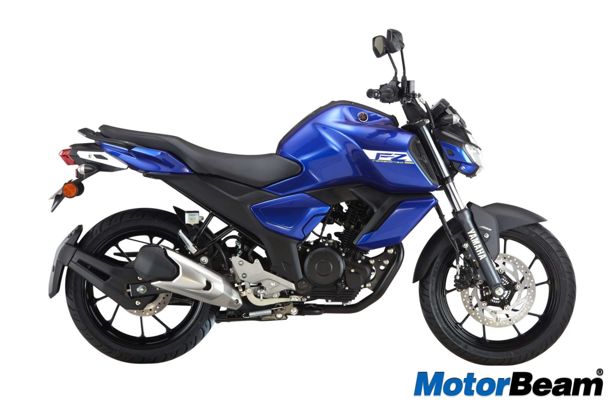 Yamaha FZ-FI V3.0 Warna racing Blue