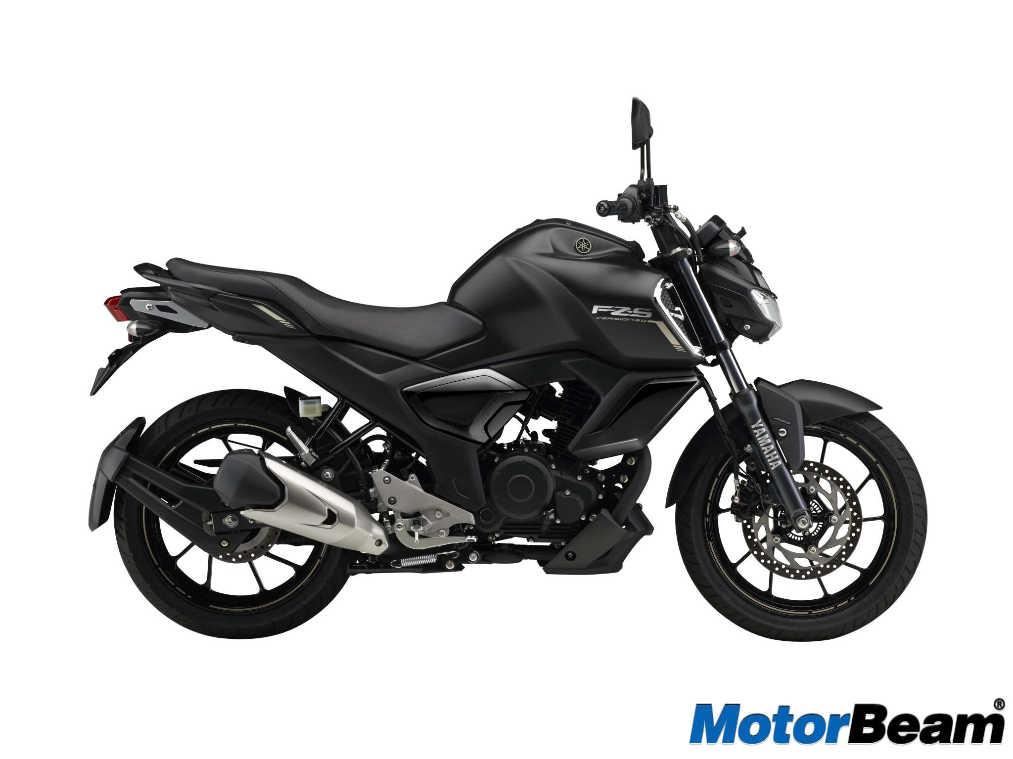 Yamaha FZ-S V3.0 Warna Matt Black
