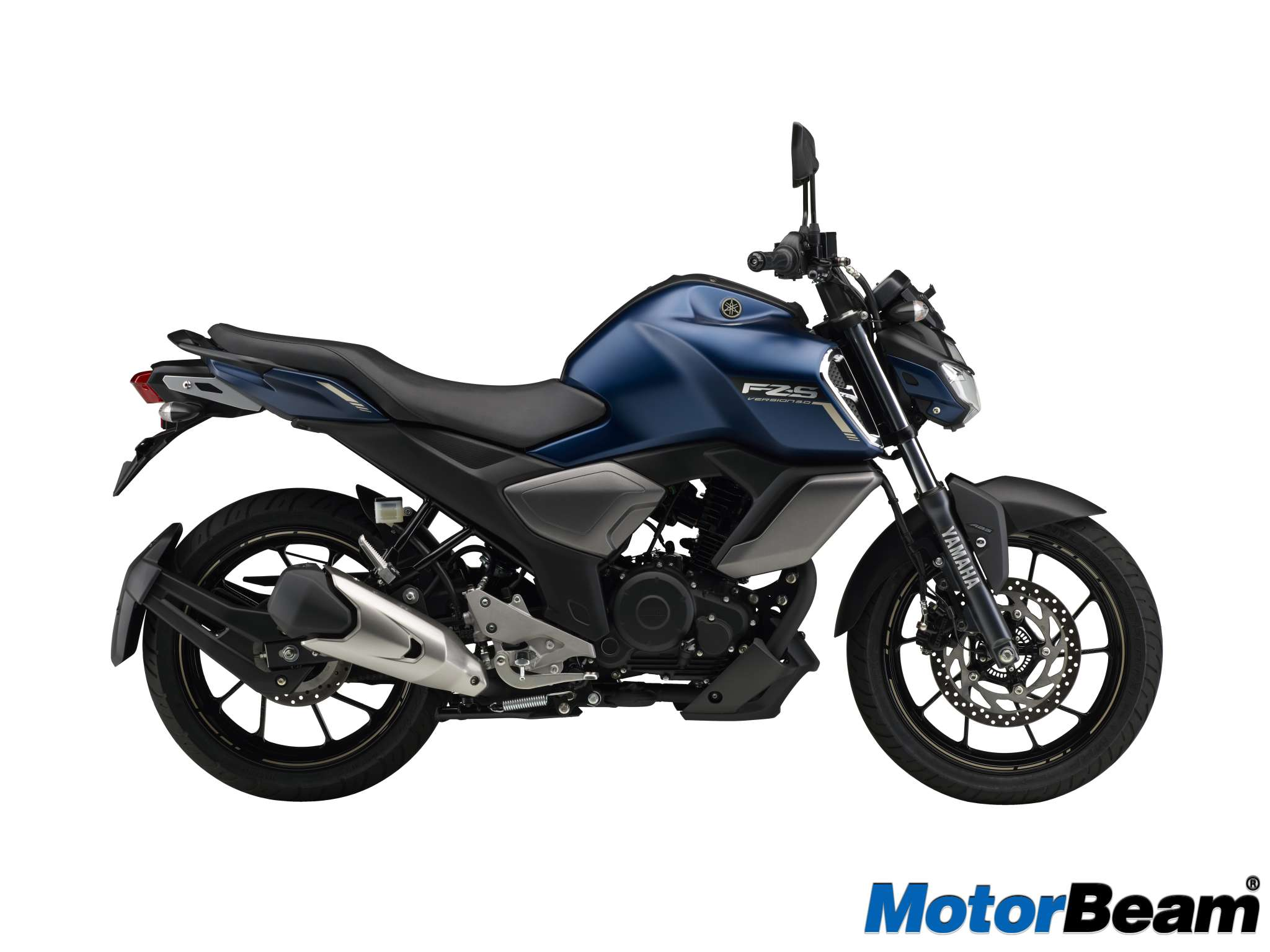 Yamaha FZ-S V3.0 Warna Matt Blue