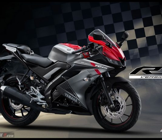 Yamaha R15 Version 3 ABS
