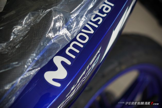 m Yamaha MX KING MotoGP Movistar 2019