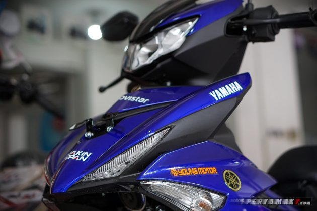 sein kiri Yamaha MX KING MotoGP Movistar 2019