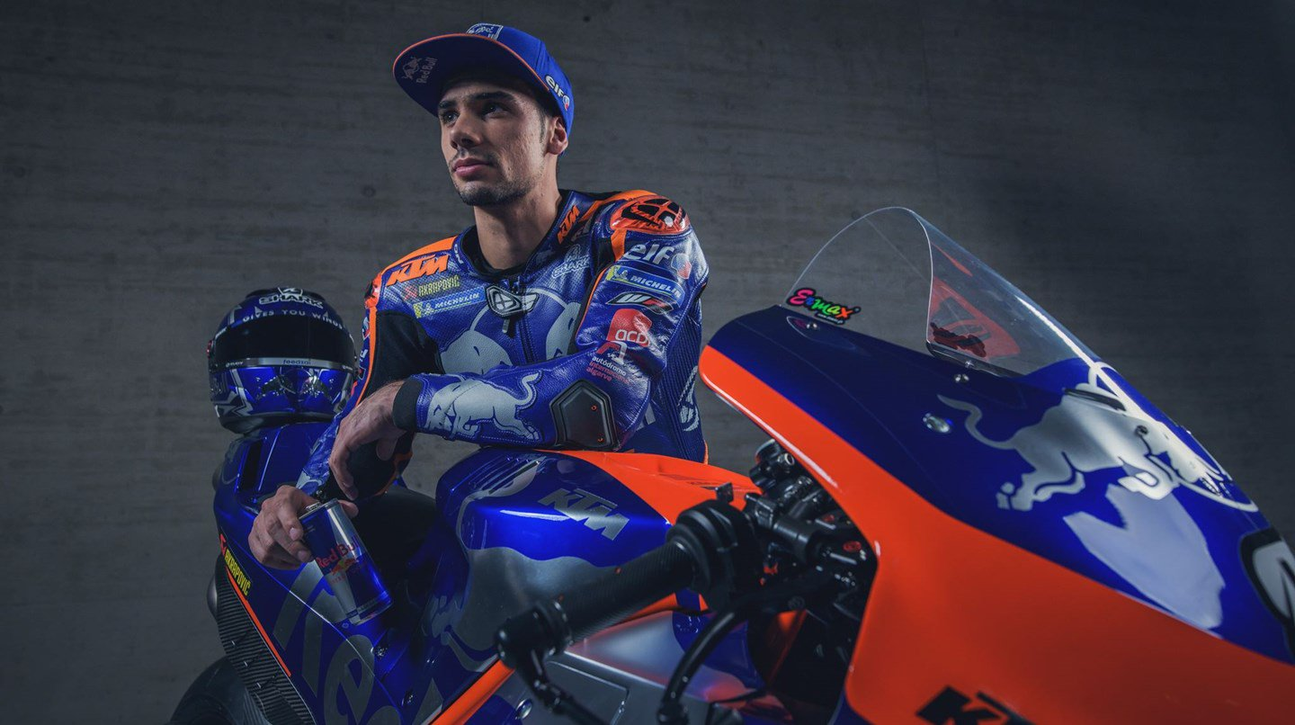 2019 Red Bull KTM Tech 3 Miguel Oliveira