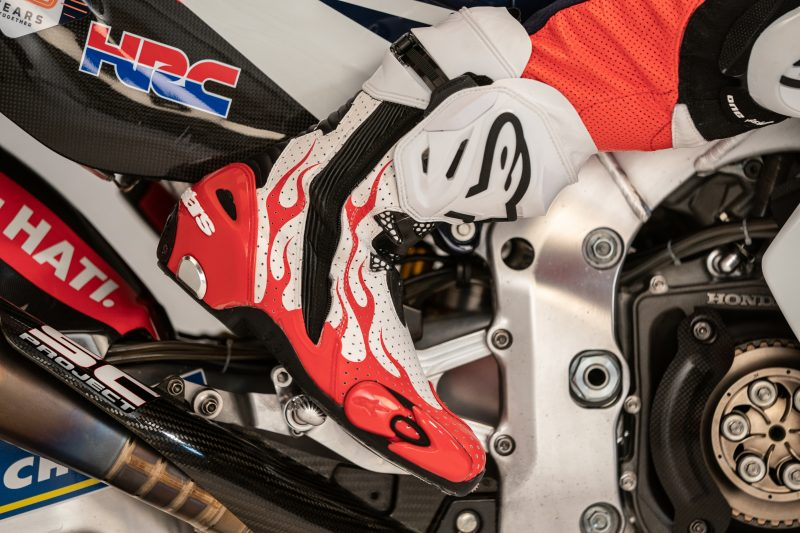 Alpinestar Shoes Jorge Lorenzo 2019
