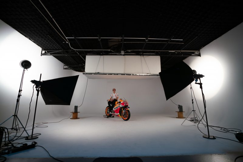 Behind The Scene Honda RC213V 2019