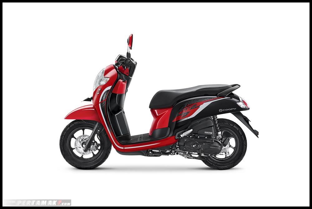 HOnda SCOOPY 2019_SPORTY RED