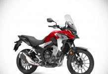 Honda CB500X 2019 Grand Prix Red Warna Merah