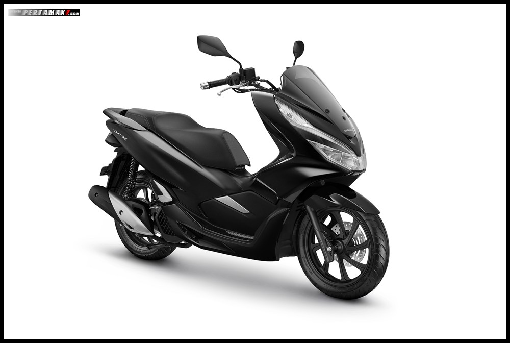 Honda PCX 2019 Warna Hitam Brilliant Black