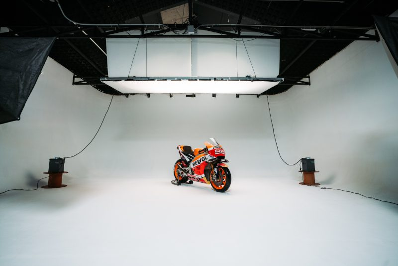 Honda RC213V 2019 Behind The Scene
