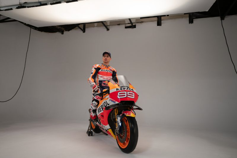 Honda RC213V 2019 Lorenzo Top