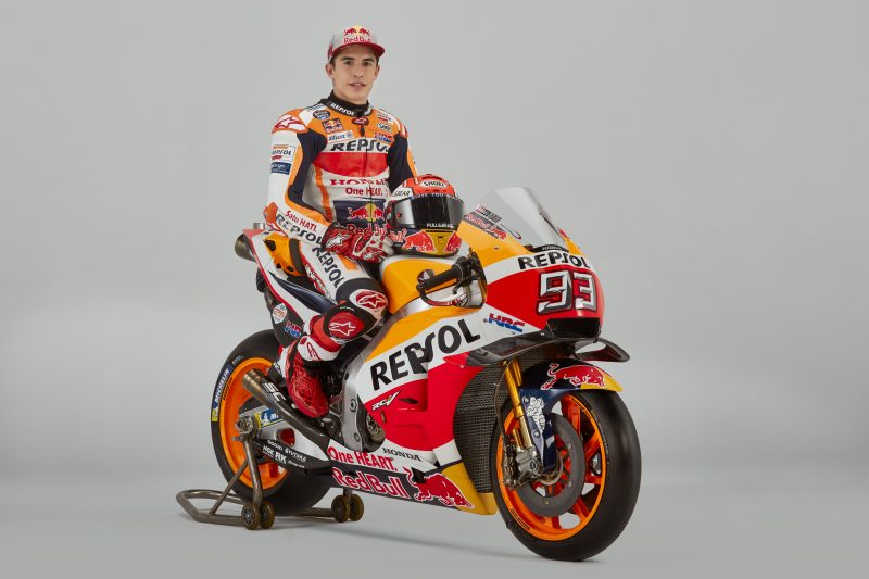 Honda RC213V 2019 Marc Studio
