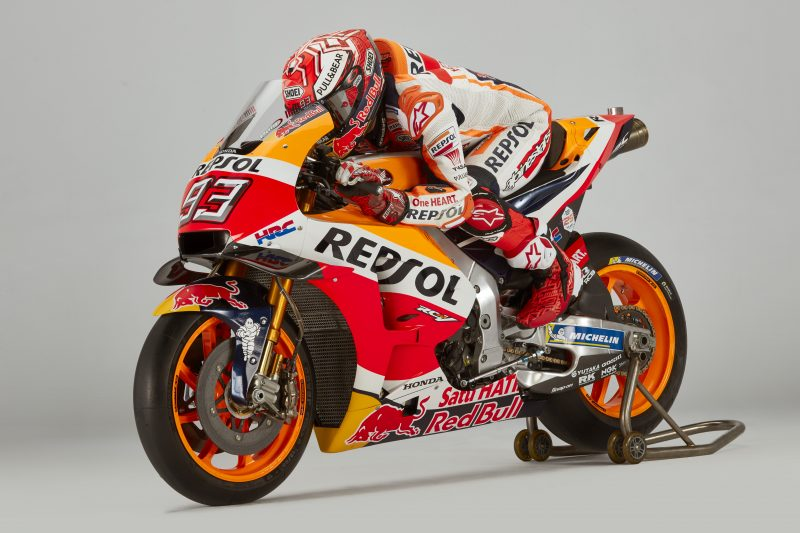 Marc 93 Honda RC213V 2019