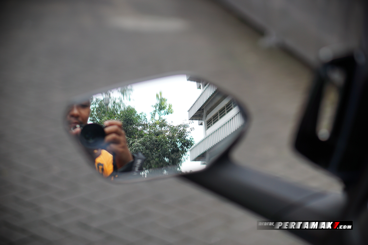 Mirror Left Honda Forza 250