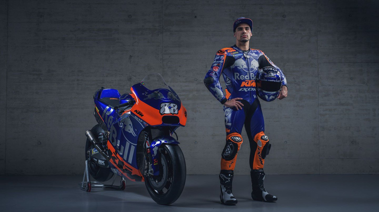 Red Bull KTM Tech 3 Miguel Oliveira 2019