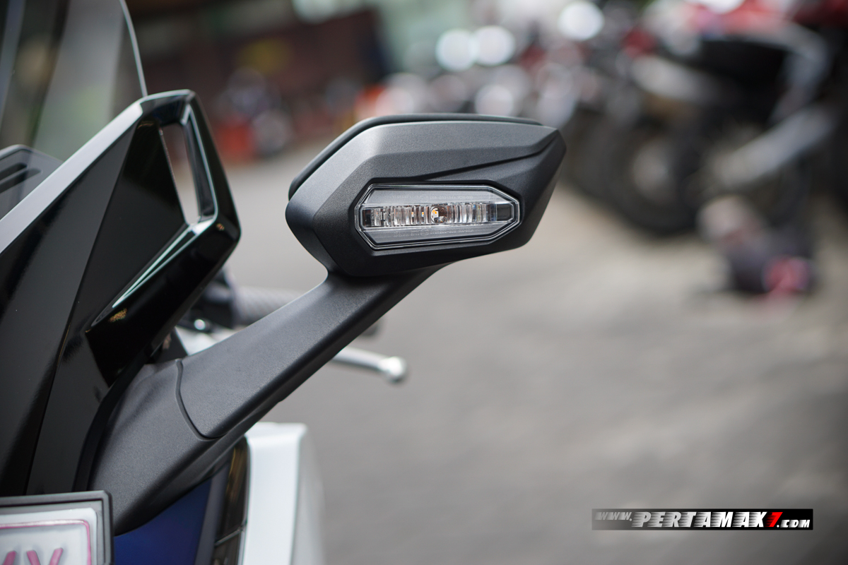 Spion Led Winker Kiri Honda Forza 250