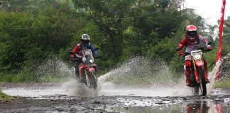 Trek Jurang Jero Juara Honda Adventure Days 2019