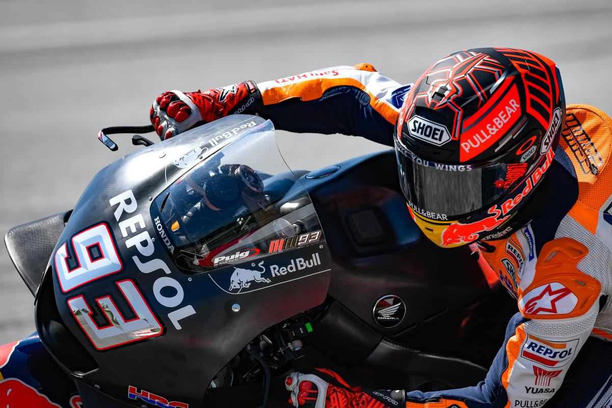 Winter Test Sepang MotoGP marc Marquez