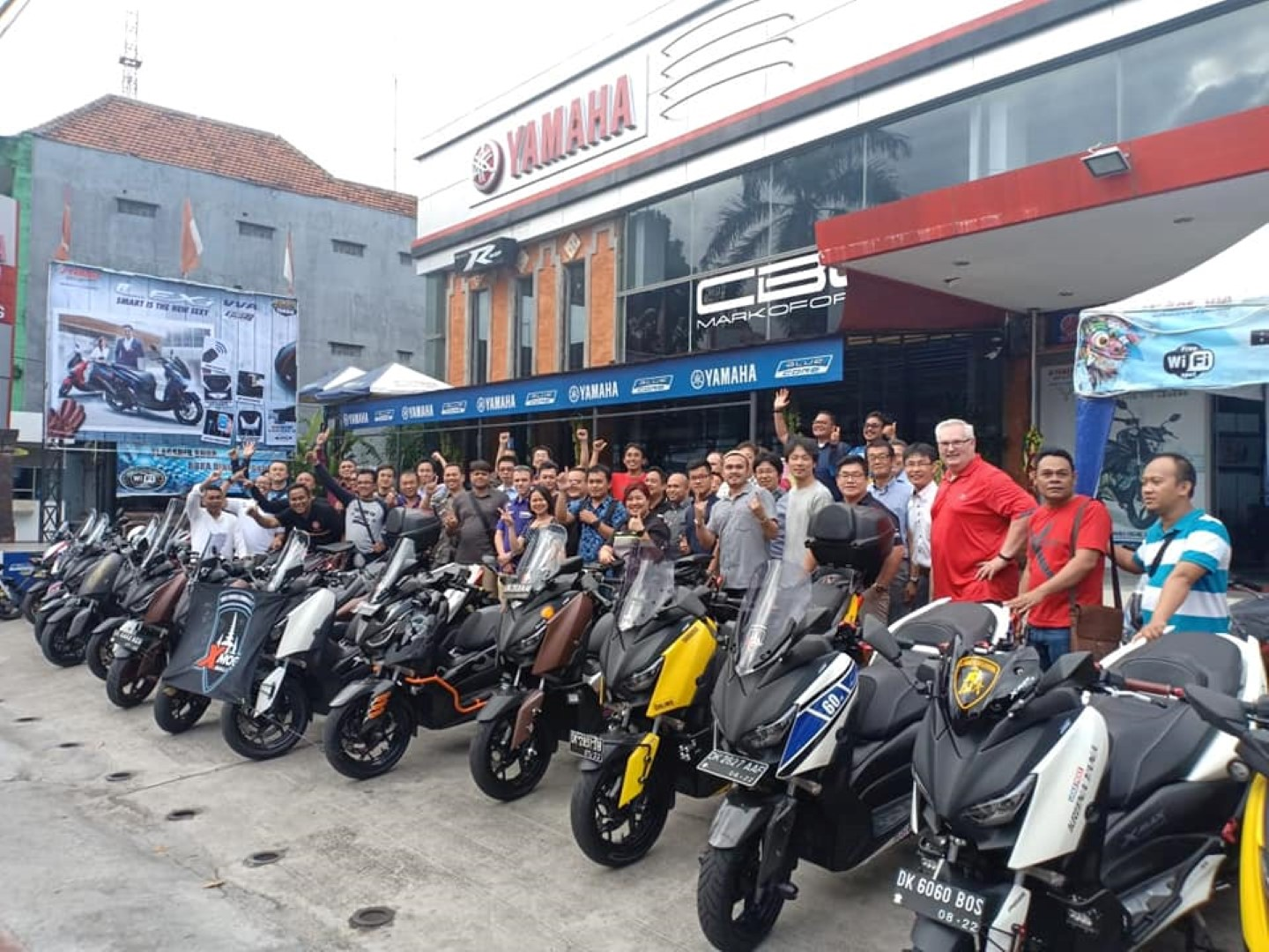 XMOC (Xmax Owners Community Bali)