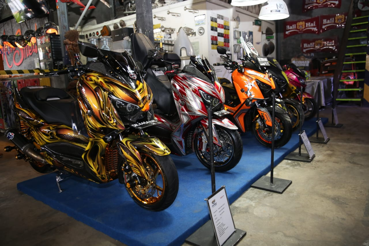 Yamaha Customaxi Surabaya