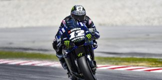Yamaha M1 Monster Energy Vinales Winter Test 15 P7