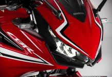 headlight Honda CBR500R 2019 LED