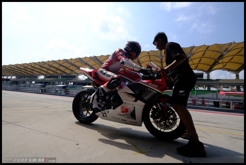 AHRT Honda CBR600RR SuperSport600 ARRC 2019