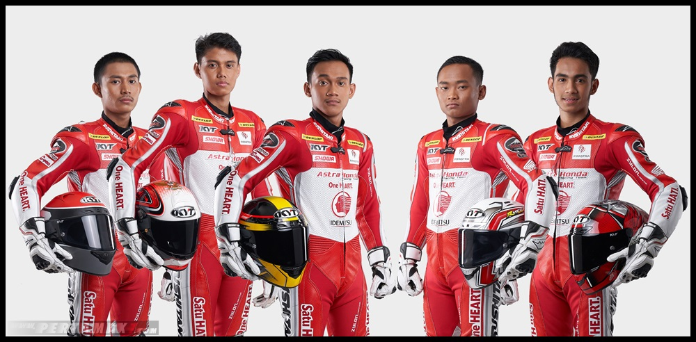 Astra Honda Racing Team ARRC 2019 P7