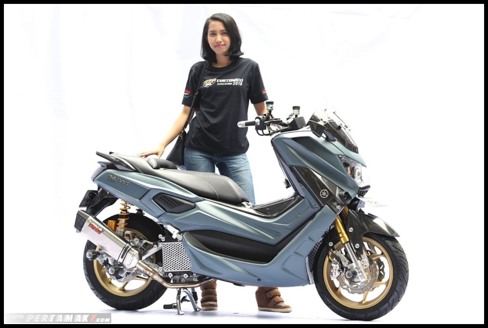 Best Nmax Modification (Norma Anggraeni)