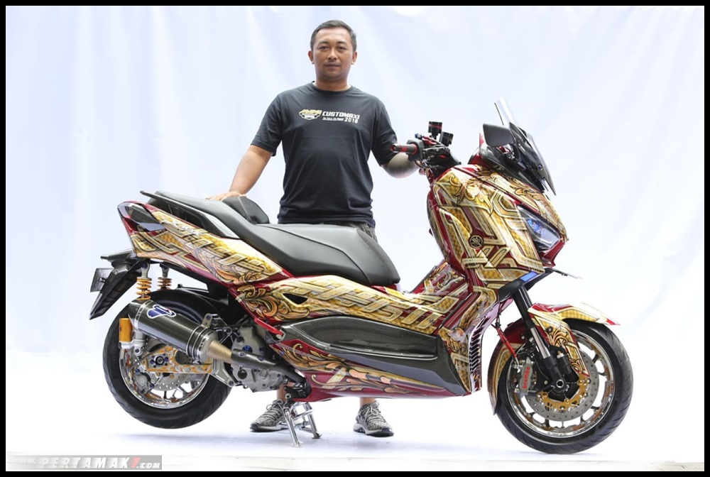 Best Xmax Modification (Agus Hadi Purwanto)