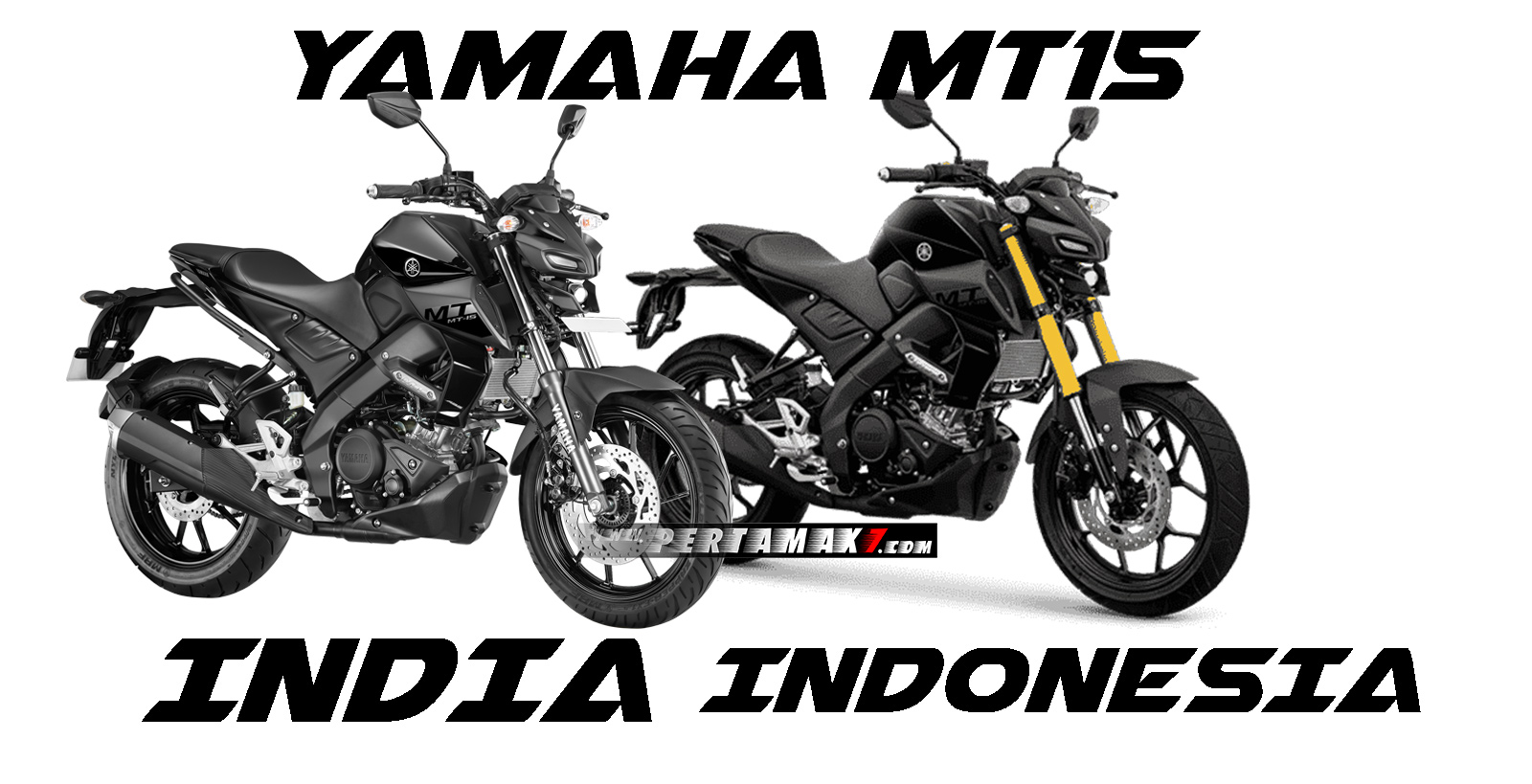 Bikers India Soal Yamaha MT15 VS India