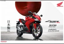 Honda CBR250RR Thailand Beating Master Made In Japan